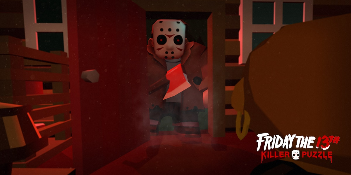 F13 KillerPuzzle shot2 - Exclusive: Update on Friday the 13th: Killer Puzzle; Screenshots, Animated Kills, Jason Variants, and More!