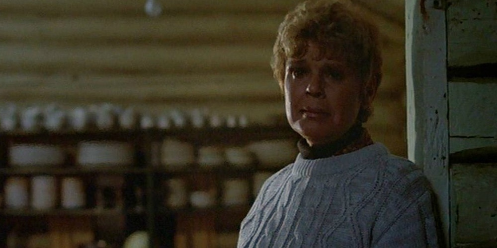 Friday the 13th Mrs Voorhees - Fearsome Fates: Top 10 Deaths from the Friday the 13th Franchise