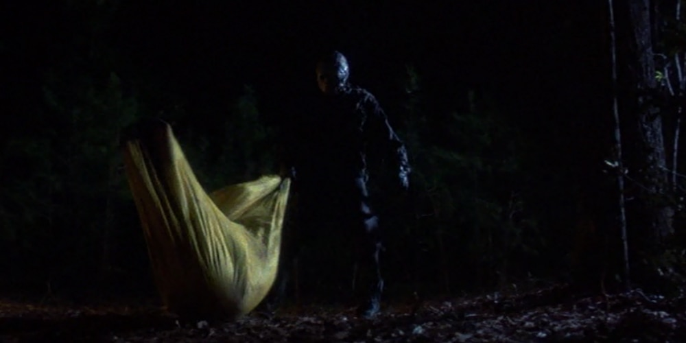 Friday the 13th the New Blood Judy Sleeping Bag - Fearsome Fates: Top 10 Deaths from the Friday the 13th Franchise