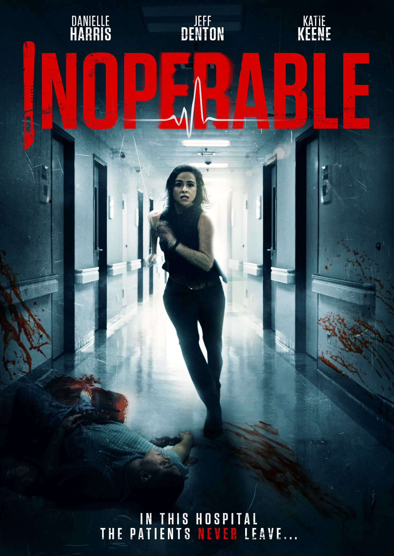 Inoperable - Danielle Harris Takes Us Inside The Hospital Walls Of Inoperable