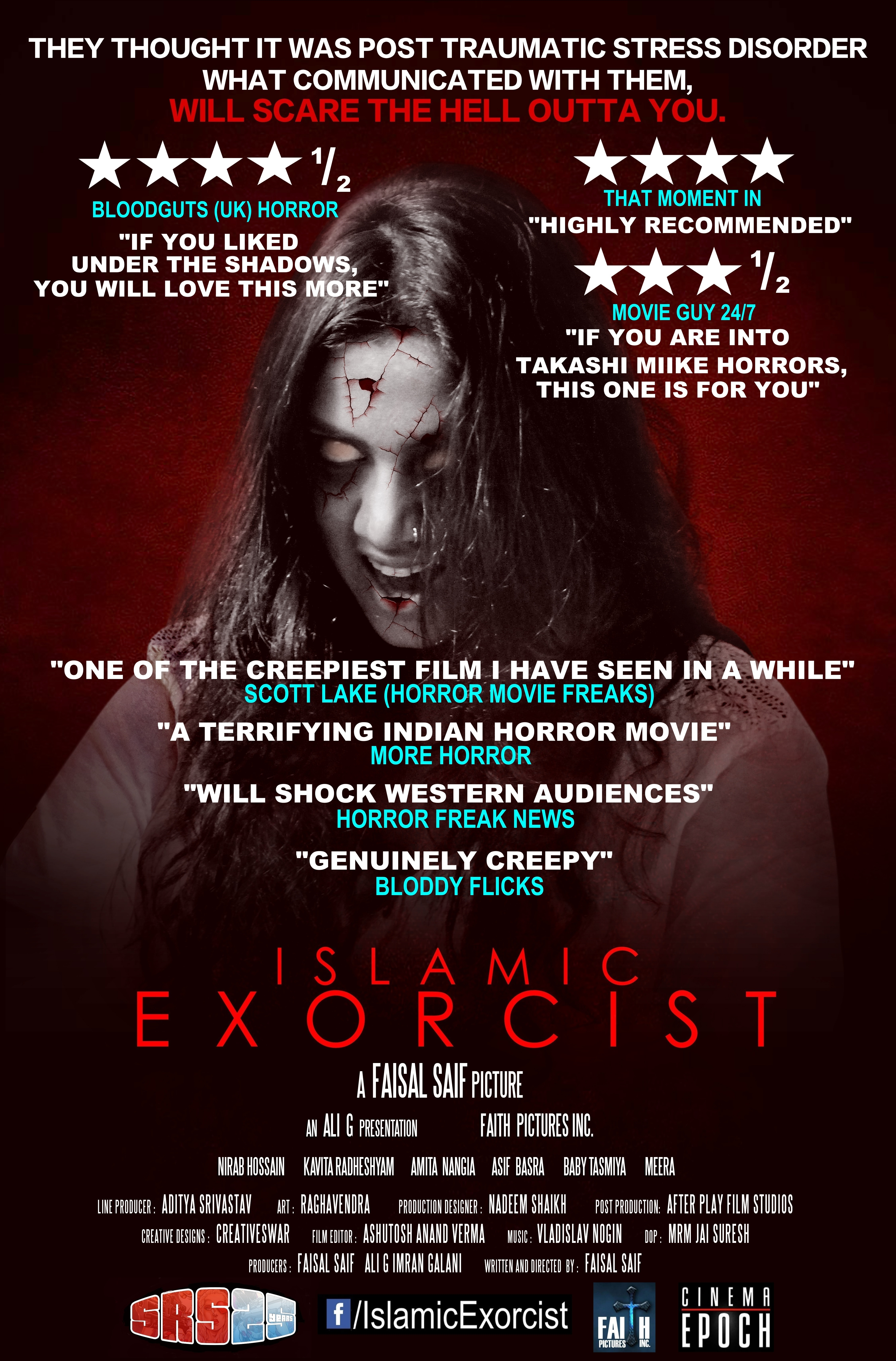 IslanmicExorcist - Islamic Exorcist Gets Trailer and Poster