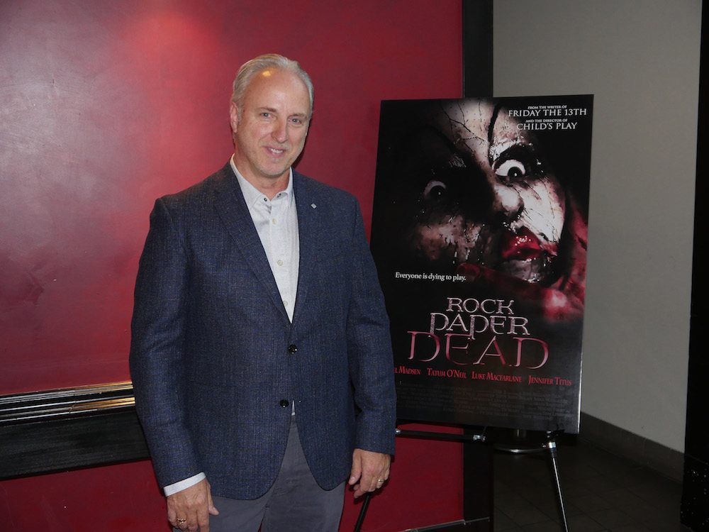 KerryFleming - Rock Paper Dead Red Carpet Premiere in Hollywood