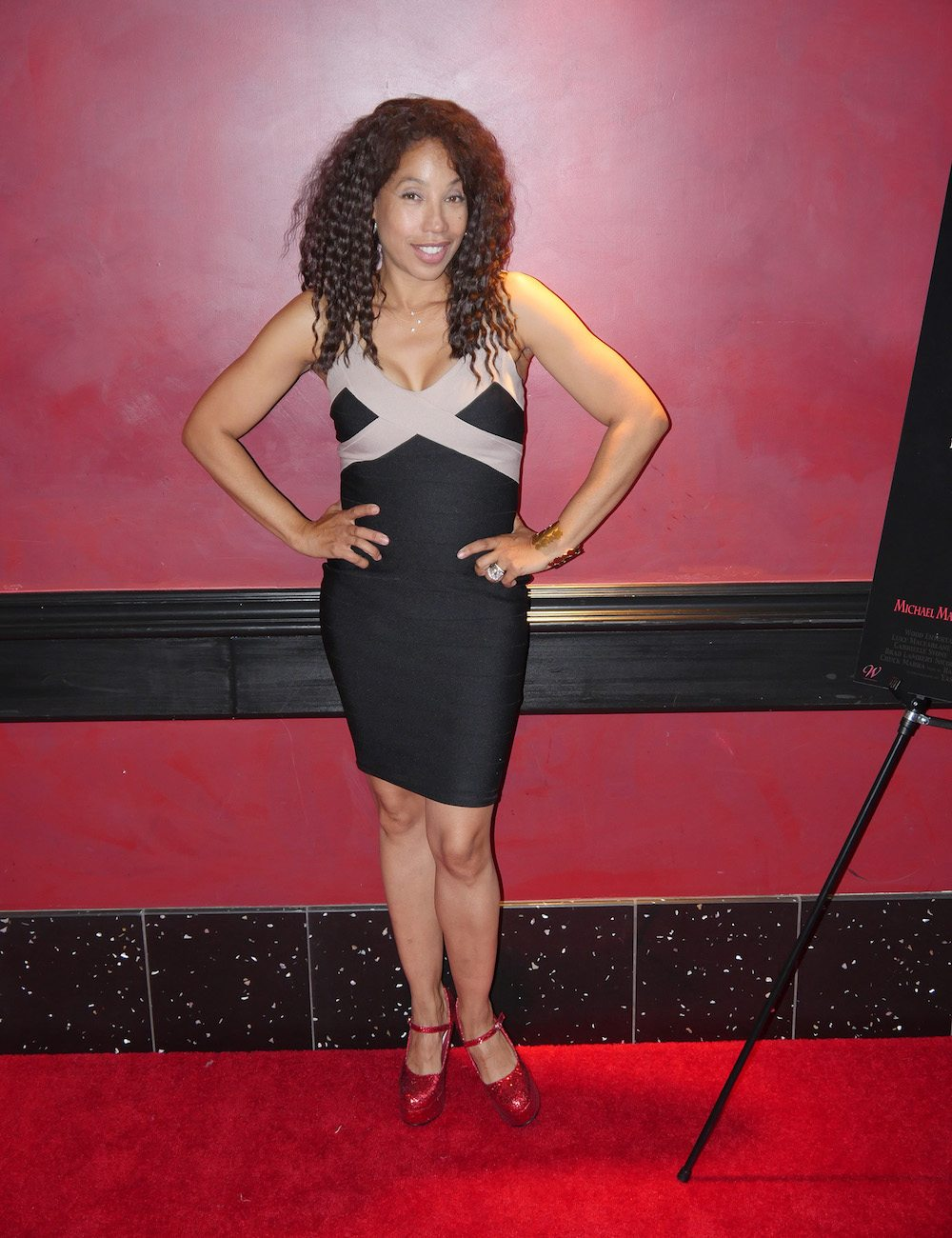 KimberlyRussell - Rock Paper Dead Red Carpet Premiere in Hollywood
