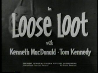 Loose Loot Title Screenshot 336x252 - Go Pre-Evil Dead with Scott Spiegel and Bill Ward's Super 8 Shorts - AVAILABLE NOW! Must Watch Videos Right Here!
