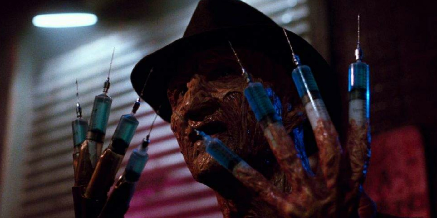 Nightmare 3 Needle Fingers - Fearsome Fates: Top 10 Deaths from the Nightmare on Elm Street Franchise