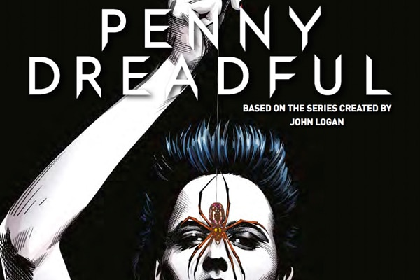 PENNY DREADFUL Awaking Cover s - Exclusive Preview of Titan's Penny Dreadful: The Awaking TPB