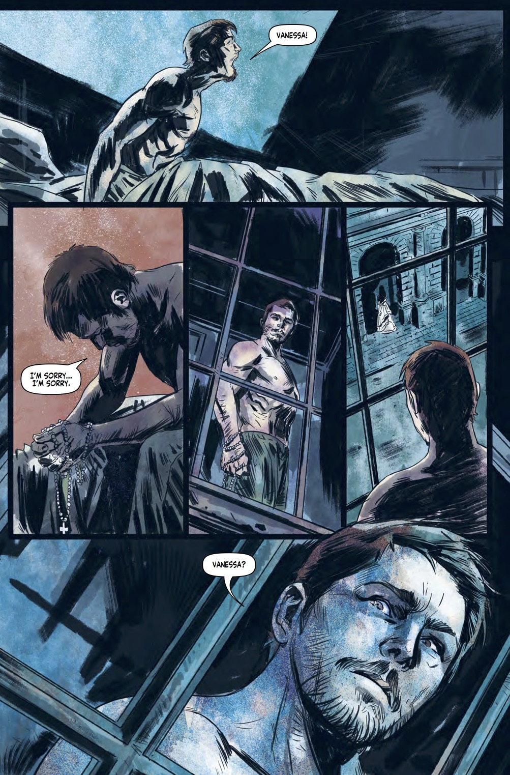 Page 2 - Exclusive Preview of Titan's Penny Dreadful: The Awaking TPB