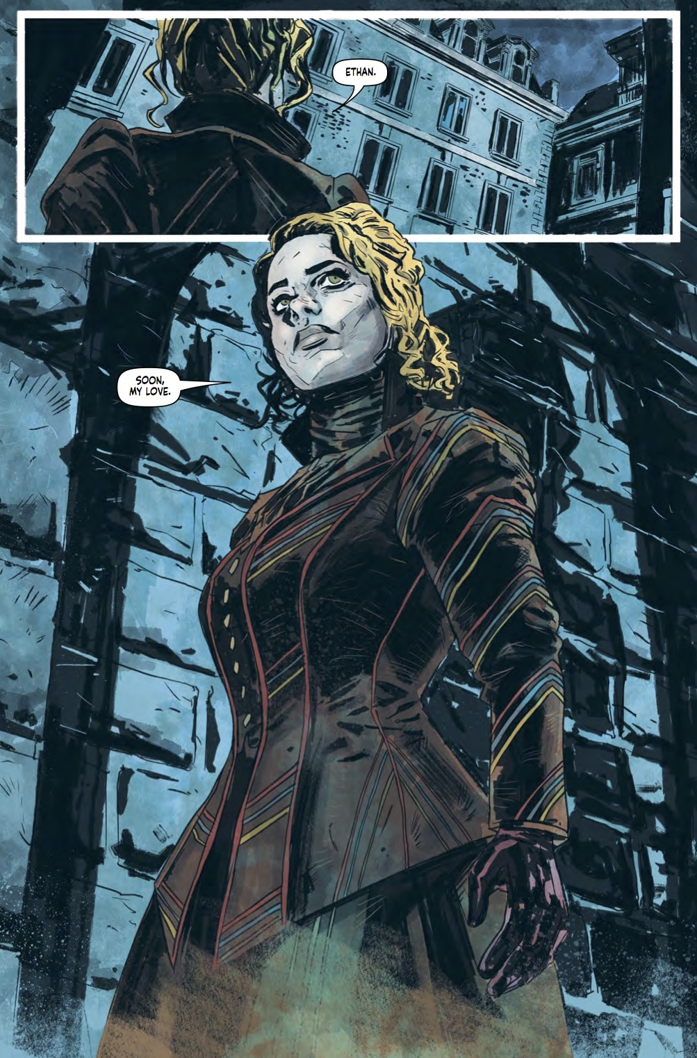 Page 3 - Exclusive Preview of Titan's Penny Dreadful: The Awaking TPB
