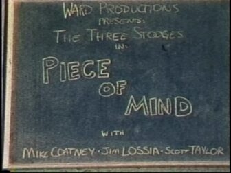 Piece of Mind Title Screenshot 336x252 - Go Pre-Evil Dead with Scott Spiegel and Bill Ward's Super 8 Shorts - AVAILABLE NOW! Must Watch Videos Right Here!