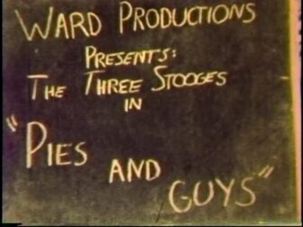 Pies Guys Title Screenshot 336x252 - Go Pre-Evil Dead with Scott Spiegel and Bill Ward's Super 8 Shorts - AVAILABLE NOW! Must Watch Videos Right Here!