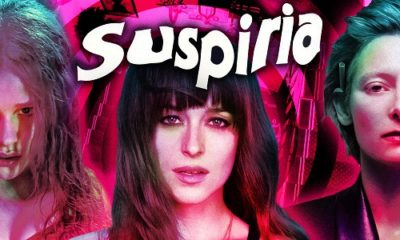 Suspiria 400x240 - Director Says New Suspiria Film Isn't a Remake