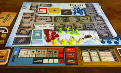 TT 01 GamePlay01 400x240 - The Thing: Infection at Outpost 31 Game Overview and Review - Last Meeple Standing