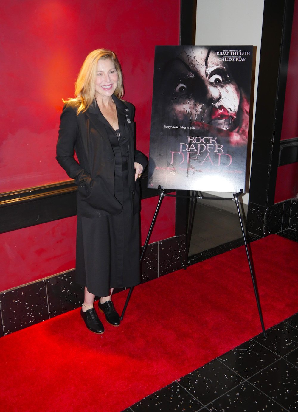 TatumOneal - Rock Paper Dead Red Carpet Premiere in Hollywood