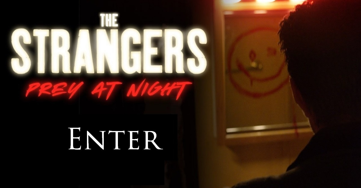 The Strangers: Prey at Night Official Site is Live and ...