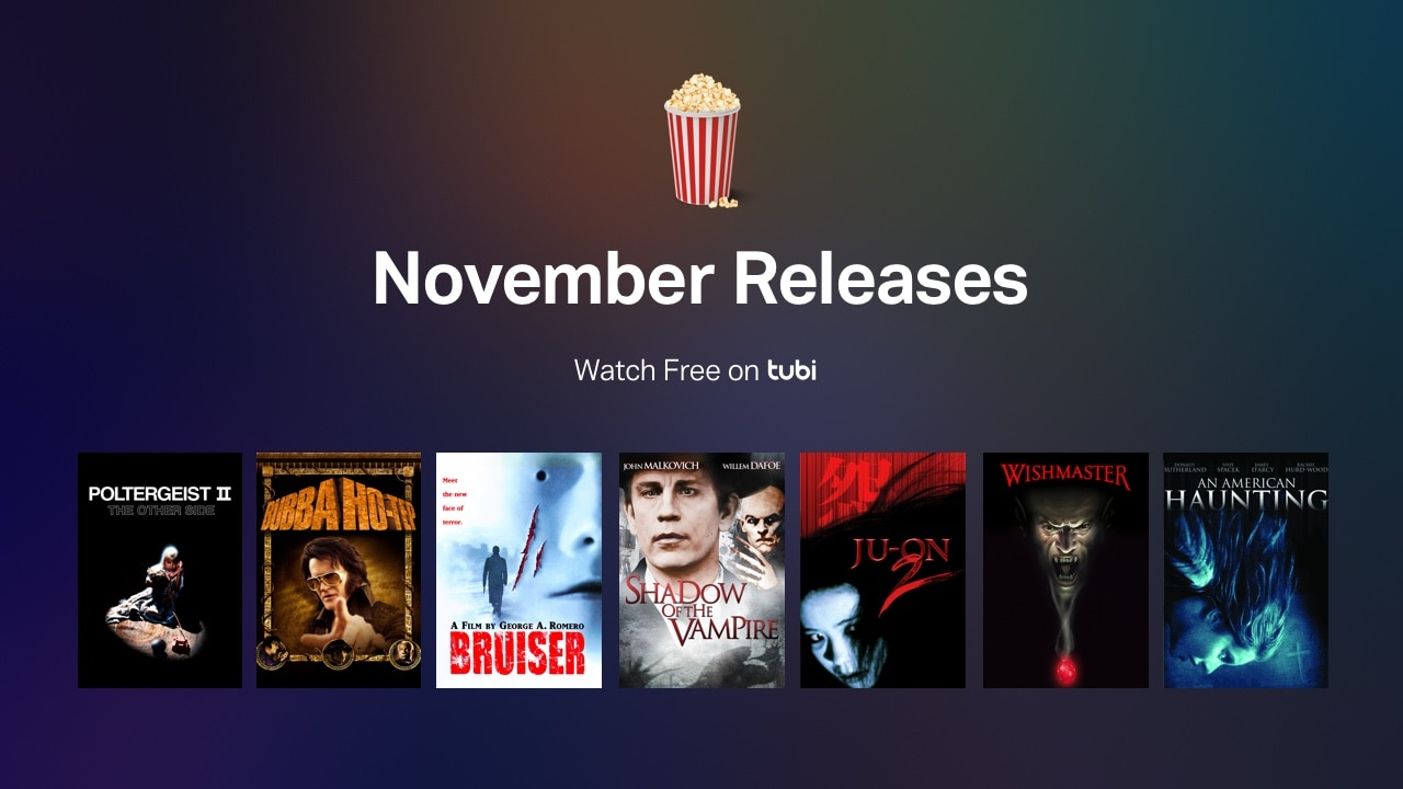 TubiNovember17Horror - Tubi TV Terrors – November 2017