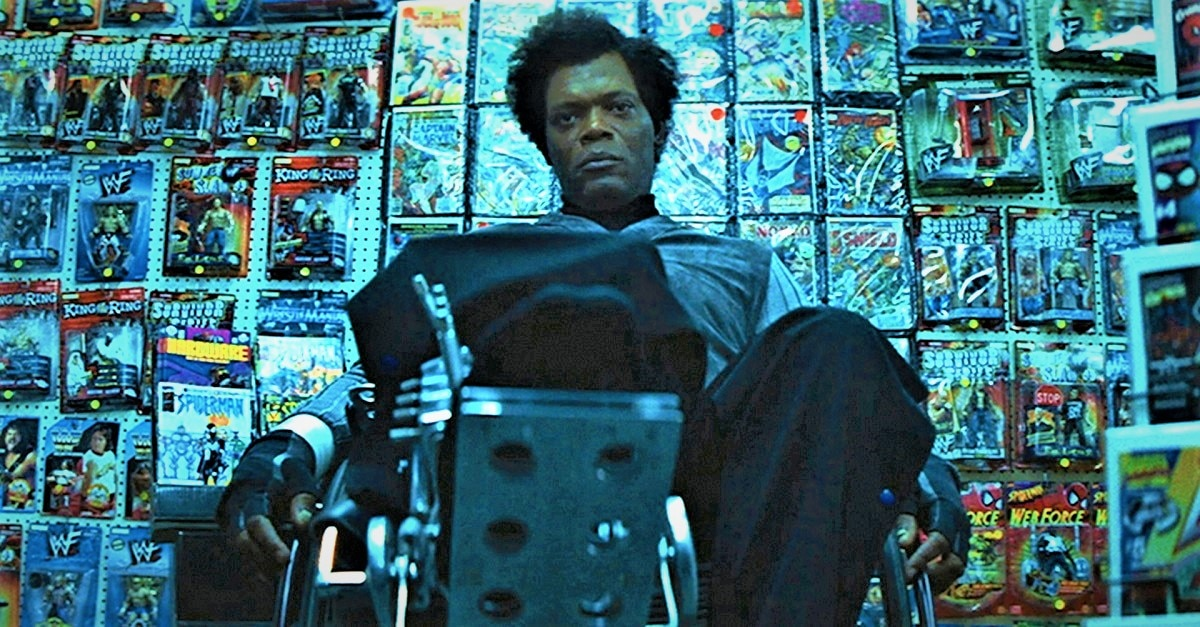 Unbreakable - Samuel L. Jackson Wraps on M. Night Shyamalan's Glass