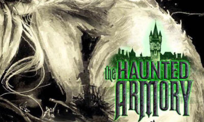 armory logos 400x240 - The Haunters Of The Future Rise At Wylie's Haunted Armory