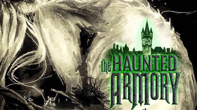 armory logos - The Haunters Of The Future Rise At Wylie's Haunted Armory