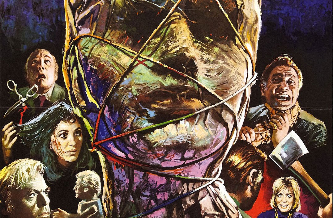 asylum featured - Three 1970's Horrors That Remind Us Why We Enjoy Getting Mental at the Movies