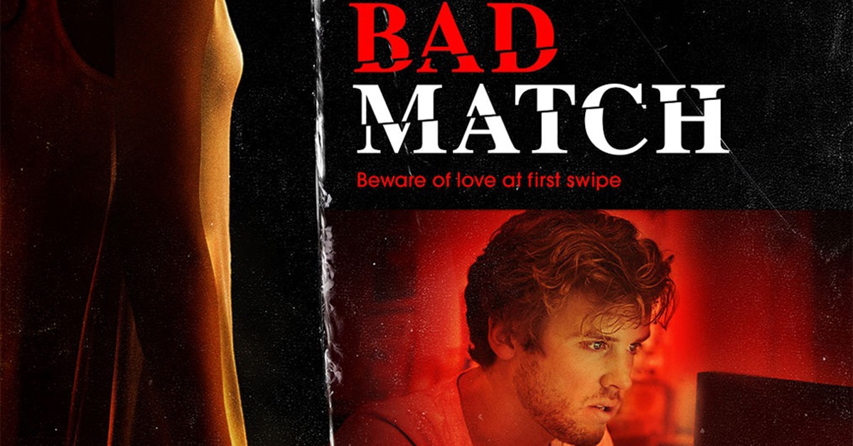 bad match posters - David Chirchirillo Gives Us The Lowdown On Bad Match