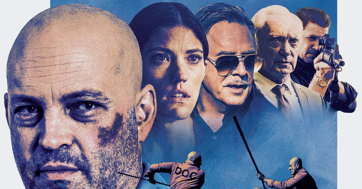 brawl in cell block 99 blu rays - Have a Brawl in Cell Block 99 in Your House!