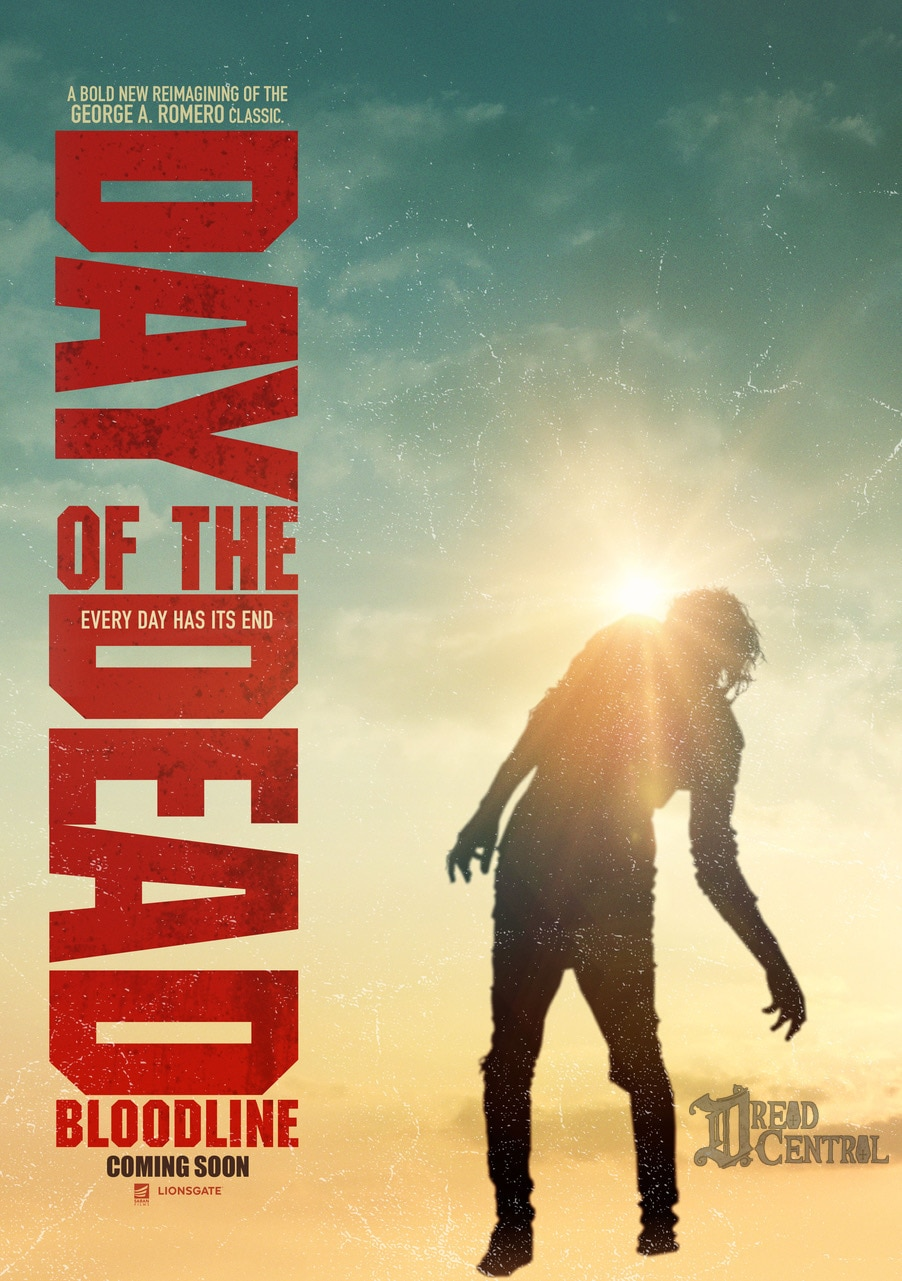 dayofthedeadbloodlineposter - First Day of the Dead: Bloodline Still Fenced Out
