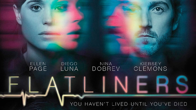 flatliners blu rays - Exclusive: Flatliners Artwork, Deleted Scene, and Home Video Details
