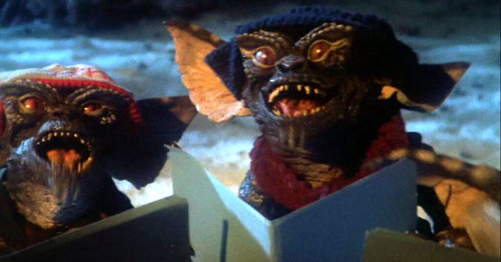 gremlins singing 1024x535 - 7 Cute but Lethal Characters from Horror