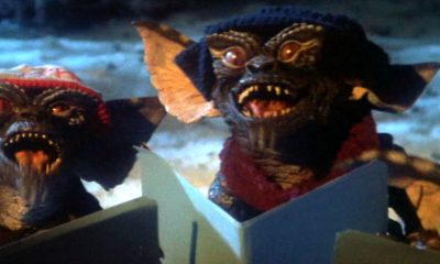 gremlins singing 400x240 - Merry Christmas! Gremlins Returns to Theaters Beginning on December 8th!