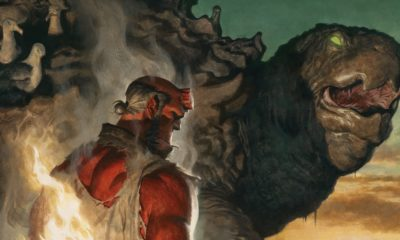 hellboydarkhorsebanner 400x240 - Exclusive: Dark Horse Announces Three New Hellboy Collections and We Have the Covers