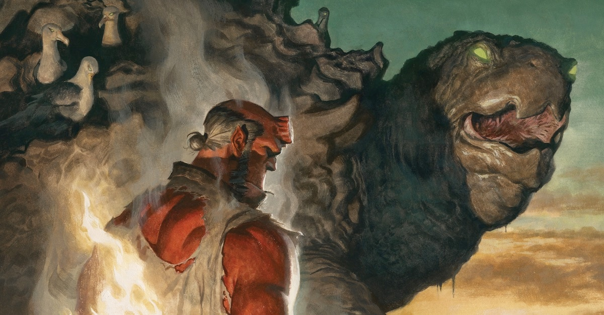 hellboydarkhorsebanner - Exclusive: Dark Horse Announces Three New Hellboy Collections and We Have the Covers