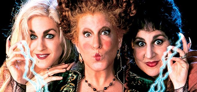 hocuspocus - Bette Midler Doesn't Support Upcoming TV Remake of Hocus Pocus