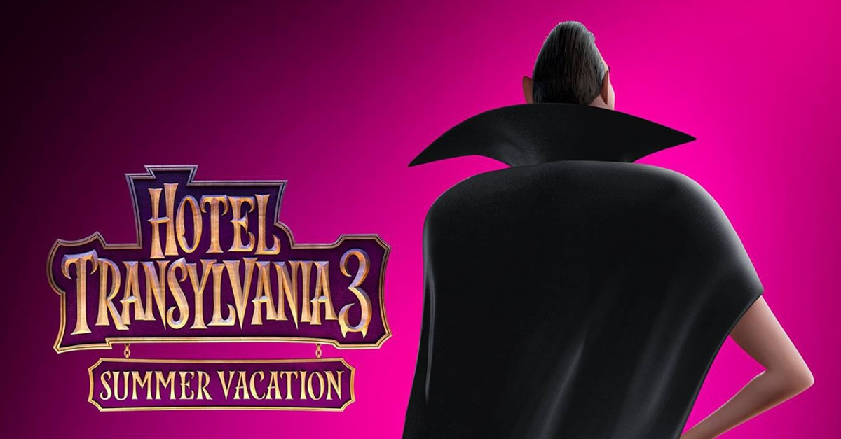 Hotel Transylvania 3 Summer Vacation First Trailer And