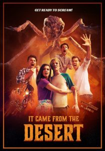 it came form the desert poster 1 210x300 - It Came from the Desert (FrightFest Halloween 2017)