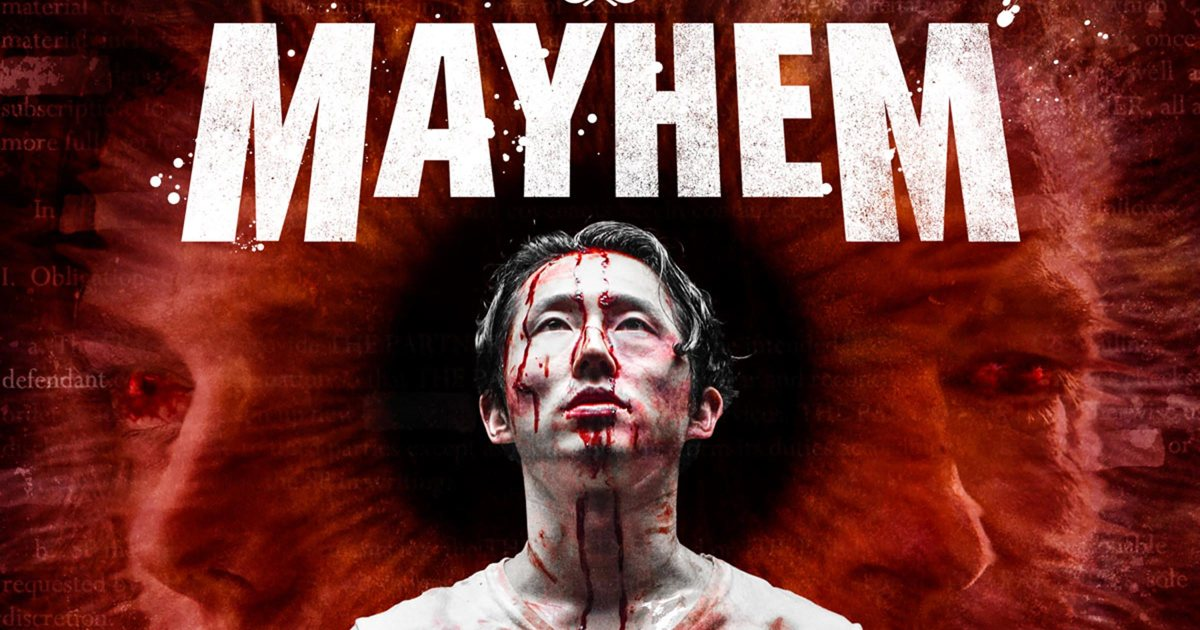 mahem tout - Attention Los Angeles: See Mayhem and Watch Us Host the Q&A Panel!