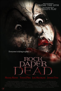 rock paper dead 1 201x300 - Rock Paper Dead Review - Tom Holland Returns With A Potential Future Franchise?