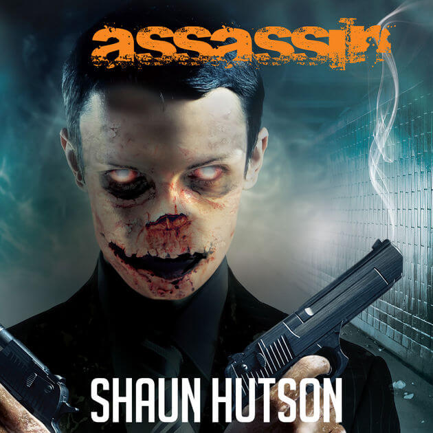 shaun hutson assassin jpg - Exclusive: Bestselling Horror Author Shaun Hutson Talks Us Through His Career