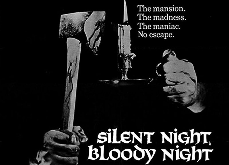 slientnight bloodynight - Three 1970's Horrors That Remind Us Why We Enjoy Getting Mental at the Movies