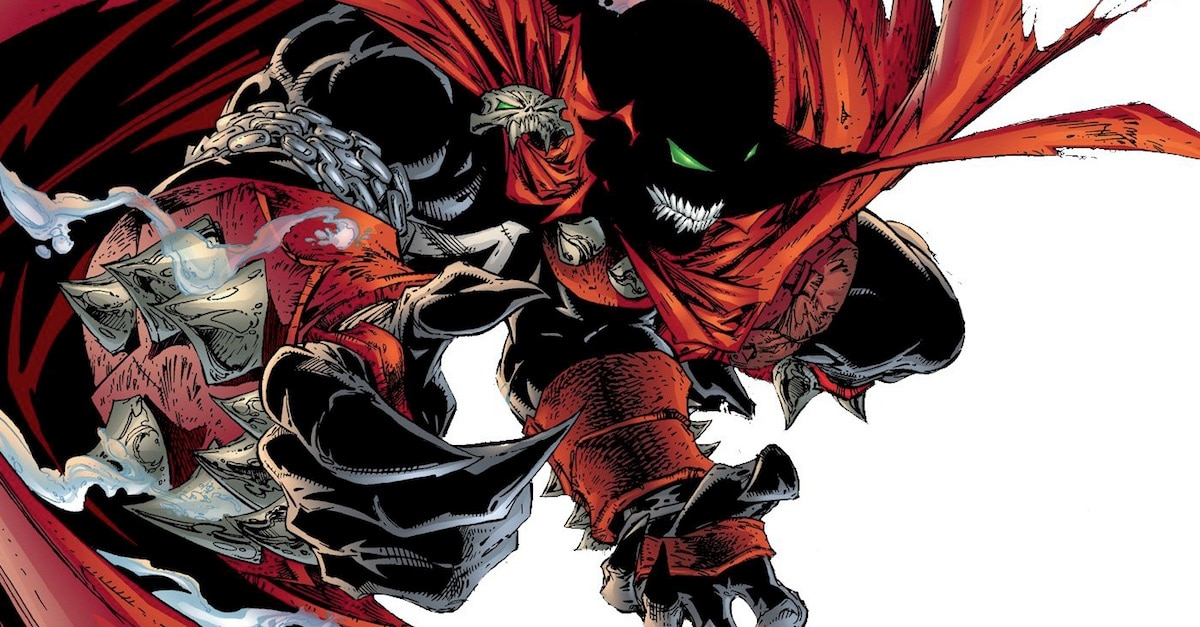 spawnbanner - Celebrate 25 Years of Spawn at Burbank's Hyaena Gallery