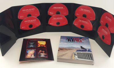 stephenking8cd 2 400x240 - 8-CD Stephen King Boxset Now Available From Varèse Sarabande Records