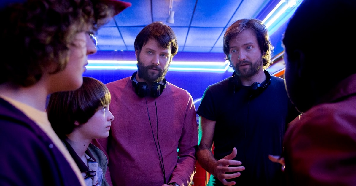 stranger thingsduffer brothers - The Duffer Brothers Have Begun Working on Stranger Things 3