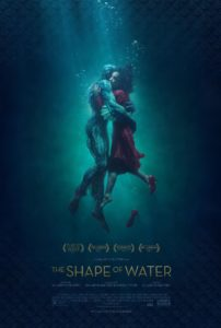 the shape of water poster 202x300 - The Shape of Water and the Power of the Silent Performance