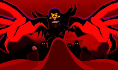 tod and the book of pure evil the end of the end animated feature demon monster pentagram 400x240 - Todd And The Book Of Pure Evil: The End Of The End Review - A Heavy Metal Massacre In Cartoon Form