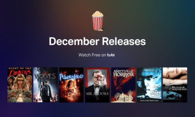 tubi dec horror 400x240 - Tubi TV Terrors – December 2017