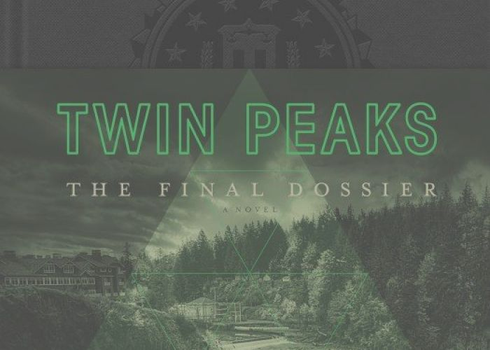 twin peaks final dossier big - Twin Peaks: The Final Dossier (Book)