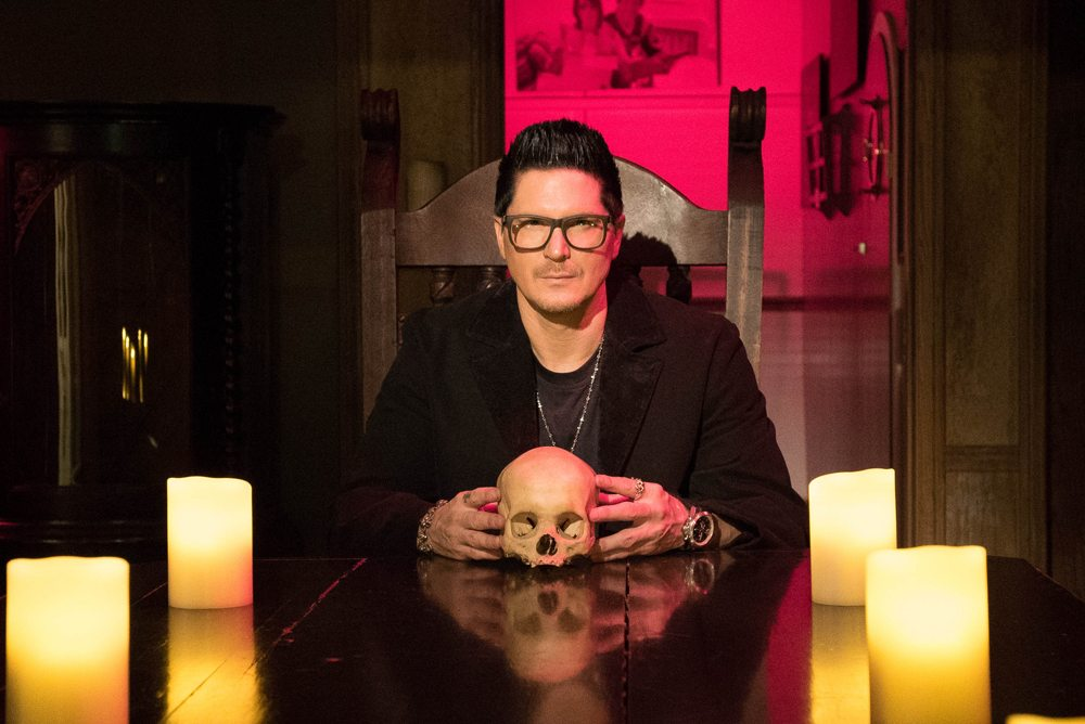 Zak Bagans Ghost Adventures Special Scares Up Monster Sized Ratings