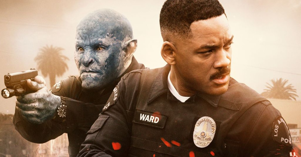 Brights - Check Out this Bright New Trailer from Netflix