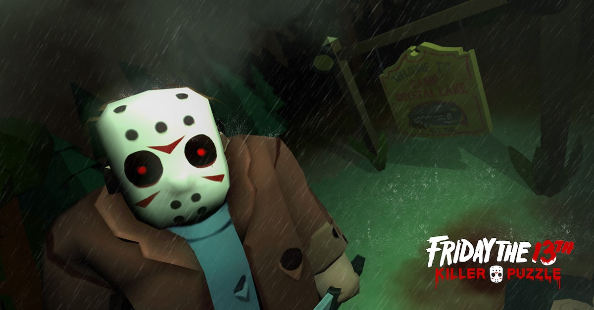 Friday the 13th killer puzzle google play