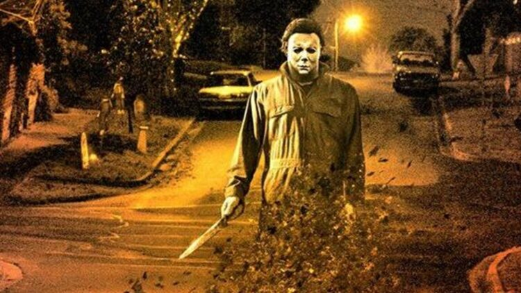 Halloween 2018 750x422 - Michael Myers Spotted on the Set of Halloween!