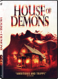 House Of Demons DOM DVD Litho 3D Pack Shot 222x300 - Exclusive: Sony Enters a House of Demons; Release Date, Box Art, and Trailer Inside